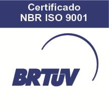 Certificado Sistema Integrado BRTUV ISO9001