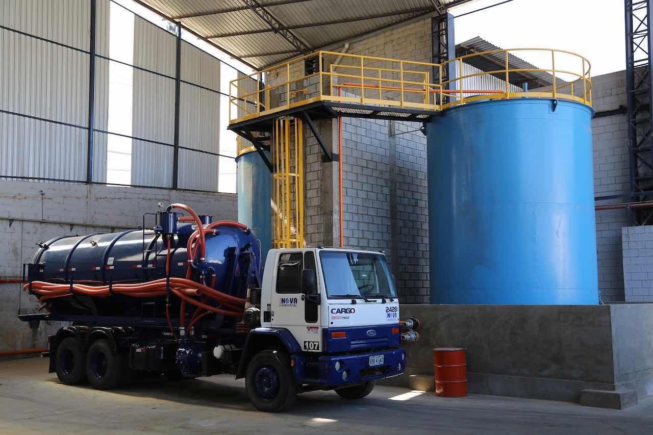 Blendagem Líquida: Destinação Final dos Resíduos Líquidos Industriais