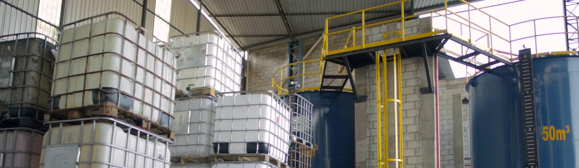 Tratamento de Resíduos Industriais e Destinação final Resíduo Liquido