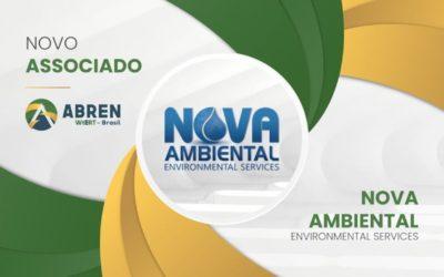 Nova Ambiental É a Mais Nova Associada da ABREN